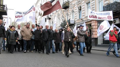 Tblisi freedom march